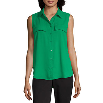 dbe455082c05 Blouses for Sale | Shop by Color, Neckline & More | JCPenney