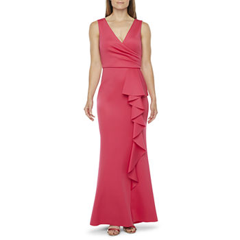 Jessica Howard Sleeveless Evening Gown
