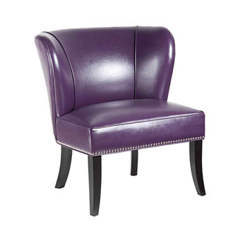 Fabulous Purple Chairs Recliners For The Home Jcpenney Beatyapartments Chair Design Images Beatyapartmentscom