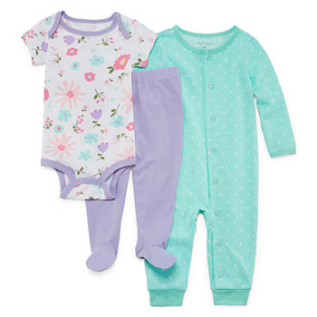6fdbf939a Okie Dokie Baby Girl Clothes 0-24 Months for Baby - JCPenney