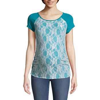 8bdfa55a7 CLEARANCE Maternity Size Tops for Women - JCPenney