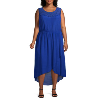 Plus Size Maxi Dresses Trendy Collections For Women Jcpenney