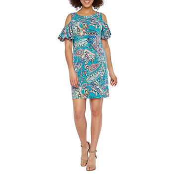 7d159d88af749b Cold Shoulder Dresses - JCPenney