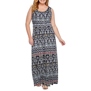 35a8dbd0672 Plus Size Dresses for Women - JCPenney