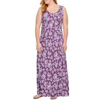 23a97b2906c Plus Size Maxi Dresses - Shop JCPenney, Save & Enjoy Free Shipping
