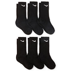 Nike® 6-pk. Performance Crew Socks - Boys