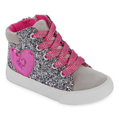 Okie Dokie Acelin Girls Sneakers - Toddler