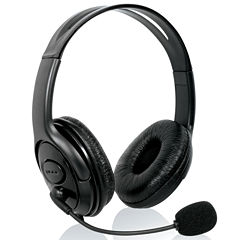 DreamGear DG360-1707 X-Talk Gaming Headset with Microphone for XBox 360 - Black