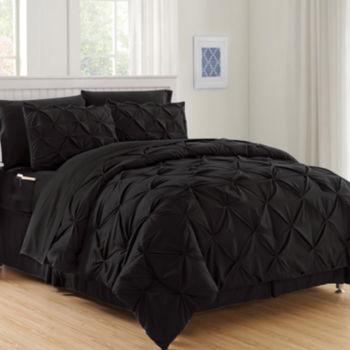 Black Comforters Amp Bedding Sets For Bed Amp Bath Jcpenney