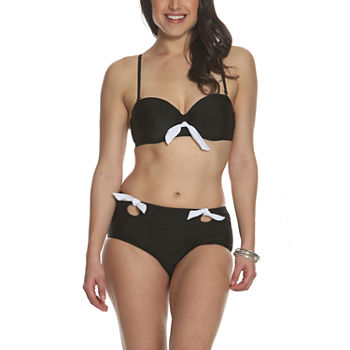 d5be8cb787 Black Swimsuits   Cover-ups for Women - JCPenney