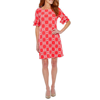 35a1720e329 Bell Sleeve Dresses - JCPenney