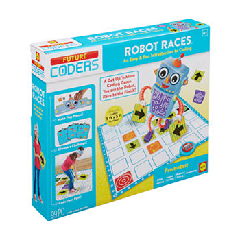 ALEX Toys Future Coders Robot Races