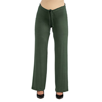 24/7 Comfort Apparel Comfortable Drawstring Lounge Pant