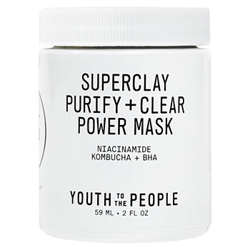 Youth To The People Superclay Clay Purify + Clear Power Mask