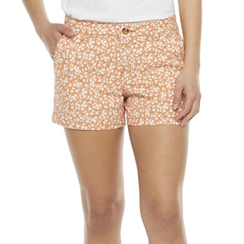 a.n.a Womens 3.5'' Chino Short