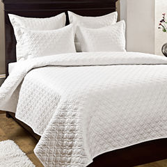 Textrade Crescent 3-pc. Coverlet Set