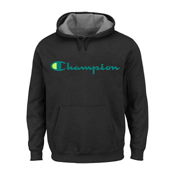 Champion-Big and Tall Mens Long Sleeve Hoodie