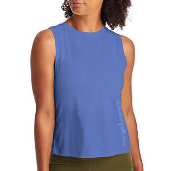 Champion Womens Crew Neck Muscle Tank