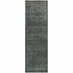 Rizzy Home Technique Solid Carved Rectangular Rugs