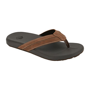 Dockers Mens Feel Good Flip-Flops