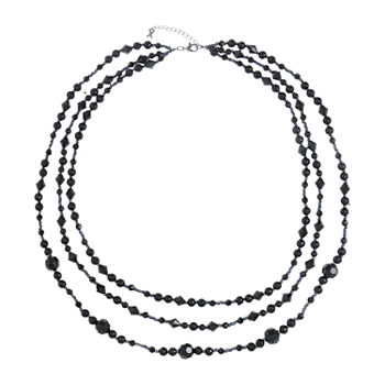 Mixit 31 Inch Cable Strand Necklace