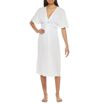 Mynah Womens Dress Swimsuit Cover-Up