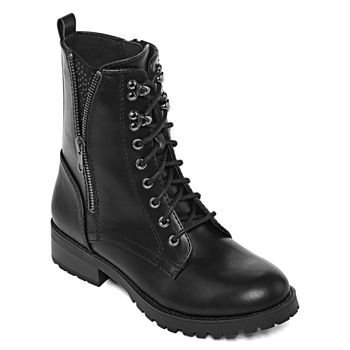 8e64a286b551c Women's Black Boots   Ankle Boots, High Knee & More - JCPenney