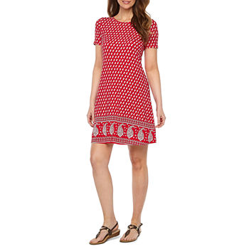 3de0e1a9289 Casual Red Dresses for Women - JCPenney