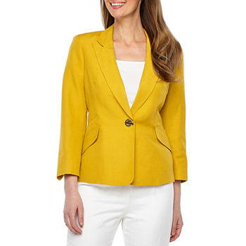 af5c02fe792e Womens Blazers   Jackets - JCPenney