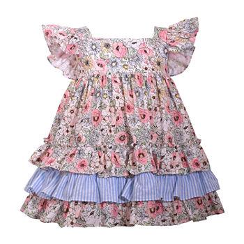 74bd4ccd529e Bonnie Jean Sleeveless A-Line Dress Girls. Add To Cart. New. Coral