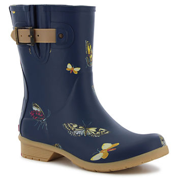 3b8292bcdce8 Rain Boots Blue All Boots for Shoes - JCPenney
