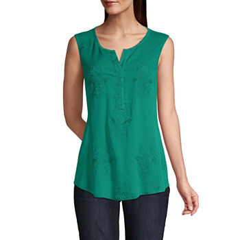 717443da1048 Women's Tops & Shirts for Sale | Casual & Dressy Blouses | JCPenney