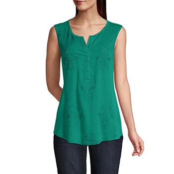 dd1e4888773 Worthington Womens Long Sleeve Modern Fit Button-Front Shirt · (151). Add To  Cart. New. Marshmallow