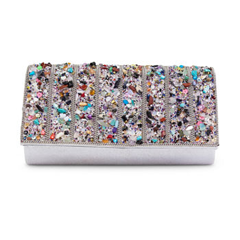 Gunne Sax By Jessica Mcclintock Silver Handbags Accessories For