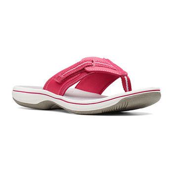 6e1bb44a36c2 Pink Women s Sandals   Flip Flops for Shoes - JCPenney