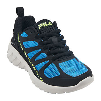 Fila Galaxia 2 Little Kid/Big Kid Boys Running Shoes