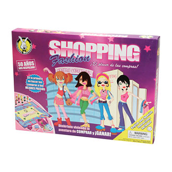 University Games Juego de Shopping Mall - FashionShopping Mall Game
