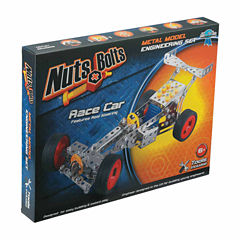 Talicor Nuts+Bolts - Metal Model Engineering Set:Race Car