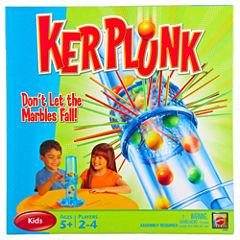 Mattel Ker Plunk! Game