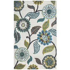 Rizzy Home Eden Harbor Floral Rug Collection