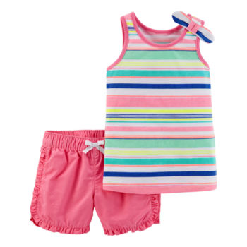 Clearance Baby Girl Clothes 0 24 Months For Baby Jcpenney