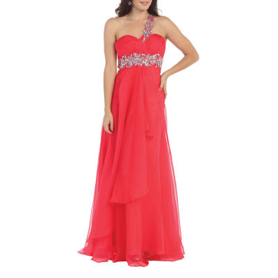 Red Formal Teen Dresses