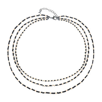 Mixit 18 Inch Rope Collar Necklace