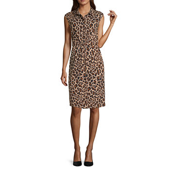 0df32ed1aef2 Shirt Dresses - JCPenney