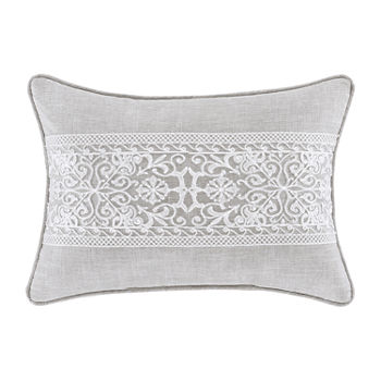Queen Street Annie 4-Pc. Comforter Set Rectangular Throw Pillow
