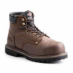 Dickies Ratchet Mens Slip Resistant Steel Toe Work Boots