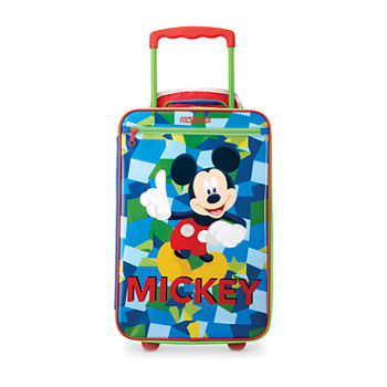 American Tourister Disney Kids Softside 18 Inch Lightweight Luggage