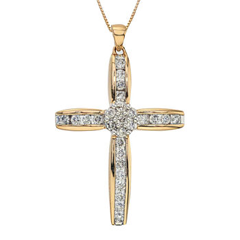 Cross Necklaces and Pendants - Religious Jewelry - JCPenney