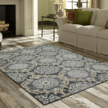 Finest Medallion Area Rugs Rugs For The Home - JCPenney IM58