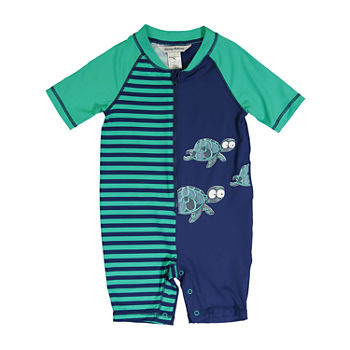Tommy Bahama Baby Boys One Piece Swimsuit